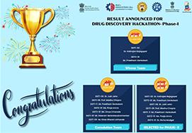 Drug Discovery Winners