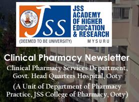 Clinical Pharmacy News Letter